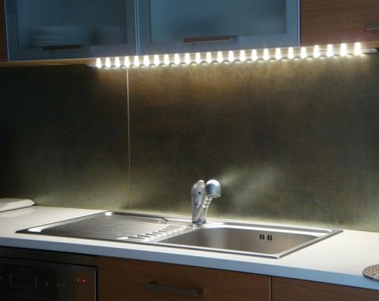 illuminazione per la cucina omlopp illuminazione sottopensile a led ...