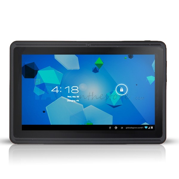 Hotitem a20x 7 android 422 dual core a20 12ghz tablet pc with auto screenshot, hdmi  capacitive touch (4gb)
