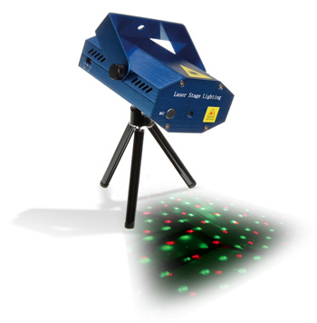 Mini Proiettore Laser Effetto Luci.Mini Proiettore Luci Laser Con Vari Effetti Fantasia Automatico