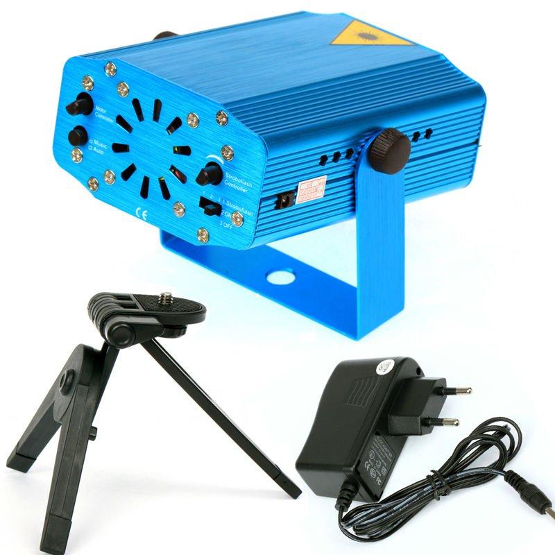 Mini Proiettore Laser Effetto Luci.Mini Proiettore Luci Laser Con Vari Effetti Fantasia