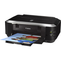 STAMPANTE CANON IP3600 A4 5C 5INK 26/17PPM 300FF USB2.0. SOFTWARE EASY-PHOTOPRINT EX INCLUSI