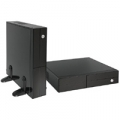 CASE MINI ITX NILOX MD100 60W USB2.0 AUDIO BLACK - Raee Assolto (Alimentatore Esterno)