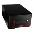 "CASE MINI ITX THERMALTAKE ""Element Q"" ALIMENTATORE 220W USB2.0 AUDIO BLACK"