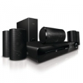 HOME CINEMA PHILIPS HTS3510 DVD + DolbyDig. 5.1 DTS WMV� JPEG� HD JPEG HDMI Easy link DivX MP3 USB 300W Glossy Black