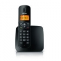 TELEFONO PHILIPS CORDLESS CD1801B/23 Display Alfanumerico Identificativo Chiamate 10 Suonerie 50 Nominativi in Rubrica