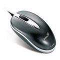 "MOUSE GENIUS ""NS+ Mini Traveler"" Laser USBᄌ x NBᄌ Black"