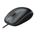 "MOUSE LOGITECH ""B110 Scroll Optical Mouse Black USB"" oem"