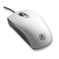 "MOUSE LOGITECH ""RX300 Optical Premium"" White PS/2-USB oem"