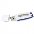 FLASH DRIVE KINGSTON USB 2.0 16GB - DTIG3/16GB - Blue