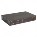 SWITCH D-LINK DES-1008P 8P LAN 10/100M 4P PoE UNMANAGED