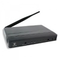 ROUTER ATLANTIS A02-RAU242-WN ADSL2+ WIRELESS N 150Mbps 802.11n 4P + USB X modem 3G + bit torrent