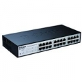 SWITCH D-LINK DES-1100-24 24P LAN 10/100M EasySmart Switch