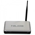 ROUTER NILOX  ADSL WIRELESS 4P LAN 10/100