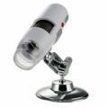 MicroScopio USB Ingrandisce fino a 200X - Fotografa e filma gli oggetti ingranditi
