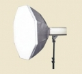 SOFTBOX 140cm CON ANELLO UNIVERSALE