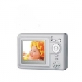 Registratore ricevitore  Wireless 4 canali LCD  - Baby Monitor - 2.4 Ghz - USB - SD - audio- video - foto