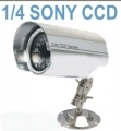 Telecamera ccd 12 led 1/4 SONY 6mm waterproof