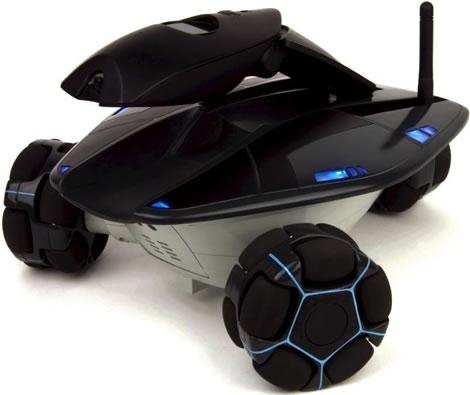 WOWWEE ROVIO ROBOT Per Videosorveglianza a distanza con controllo remoto Wifi