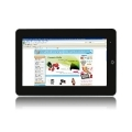 "Tablet ePad 10,2"" ZT-181 Android 2.2 HDMI WIFI USB, Dual Core System Supporto Internet Key"