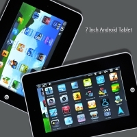 TABLET WIFI PC ANDROID EBOOK READER APAD 7 POLLICI USB Android 2.2