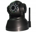 TELECAMERA IP CAMERA INFRAROSSI WIRELESS WIFI WI-FI CAM MOTORIZZATA