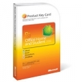 MICROSOFT Office Home and Student 2010 Attach Key PKC ITA NO DVD
