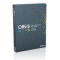 MICROSOFT OFFICE MAC HOME BUSINESS 2011 ITALIAN DVD 1PACK