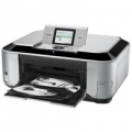 MULTIFUNZIONE CANON FOTO MP980 A4 6C 6INK 26/21PPM LCD CardReader StampanCD Ethernet PictB USB2.0 LAN WiFi