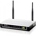 ACCESS POINT WIRELESS TP-LINK TL-WA801ND 300M 802.11n/g/bᄌ 2 ANTENNE DA 4dbi STACCABILE