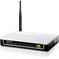 ROUTER TP-LINK TD-W8951ND ADSL2+ 150M LITE N 802.11n/g/b SWITCH 4Pᄌ 1 ANTENNA STACCABILE